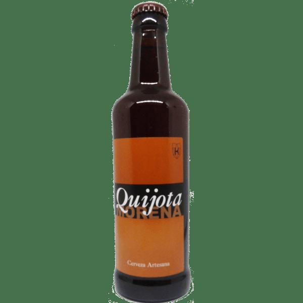 Botella de Quijota Morena