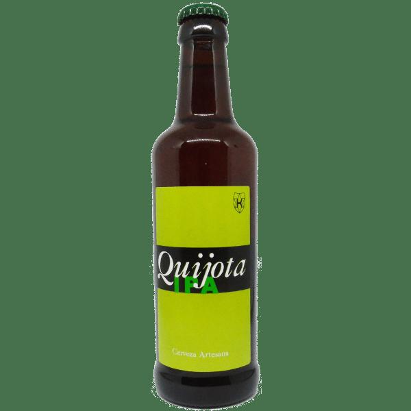 Botella de Quijota Aniversario
