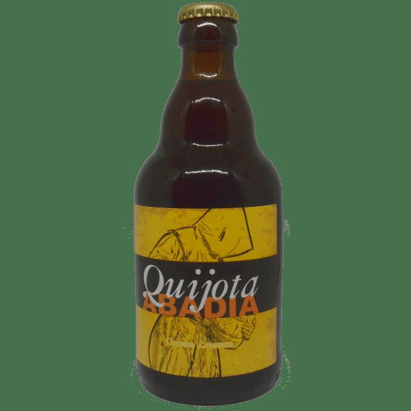 Botella de Quijota Abadia