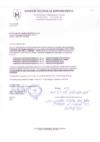 Certificado / Certificate / Certificat Kosher 2016